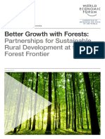 Better Growth With Forests - ALIANZAS PARA EL DESARROLLO RURAL SOSTENIBLE EN LA FRONTERA FORESTAL