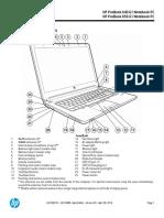 HP ProBook 640 G1 Notebook