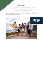 Guía turística