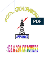 Foundation Drawings