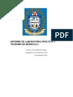 Lab de Bernoulli
