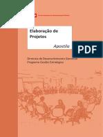 Apostila - Elaboração de Projetos