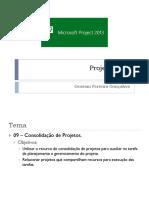 PRJ-09_Consolidação