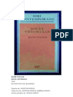 Alvin Toffler - 1973 Socul Viitorului v.1.0
