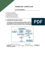 PROGRAMACIÓN  CURRICULAR 2003-1.doc