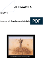 Lecture 10 Development of Solids