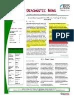 Diagnostic News Fall 2010