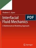Interfacial Fluid Mech