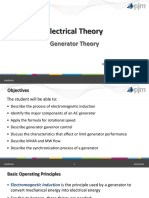 Generator Theory
