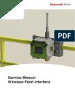 Honeywell Enraf WFI Service Manual