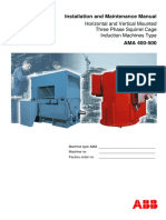 Ama Machine Manual