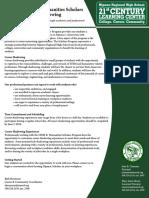 stem   humanities career shadow information 2016  1