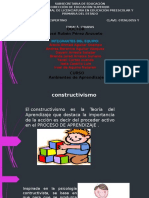 Clasificación Del Constructivismo 2