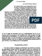 La Paz de Dios de Moreau, Pierre-Francois