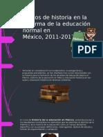 Cursos de historia en la Reforma de la.pptx