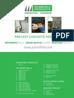 Poundfield Brochure 2017