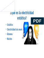 Qué es la electricidad estática.pptx