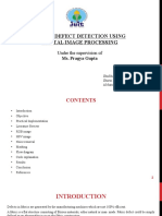 Fabric Defect Detection