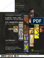 "Inauguration de ""L'Atelier"""