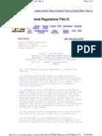 21 Cfr 174 Indirect Food Additives General