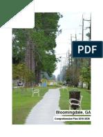 Bloomingdale comprehensive plan