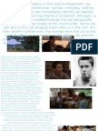 Analysation of the film 'Stand By Me'