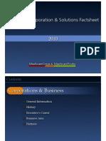 MindWareGroup Factsheet 2010 Eng