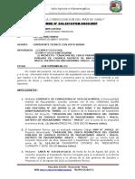 INFORME N°242 - EXPEDIENTE TEC. CHUPACA