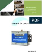Manual de Usuario ESP