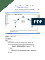 Belajar Mengkonfigurasi MPLS di Junos