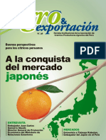 Revista Agro & Exportación N° 36