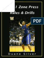 1-2-1-1 Zone Press Rules & Drills