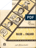 Majid in England