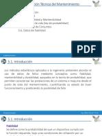 Cap 5 - Evaluación Técnica Del Mantenimiento