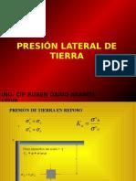 @ Presión Lateral de Suelo Ruben (1)