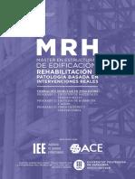 Catalogo Master Rehabilitacion Estructuras