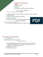 TP Modulation Et Demodulation