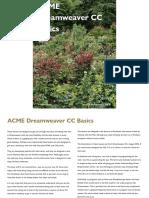 ACME Dreamweaver CC