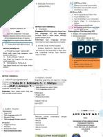 Leaflet KB Menyusui