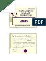 Vinho - Aula 2