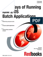 New Ways of Running IBM Z_OS Batch