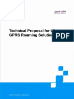 Technical Proposal for Libyana GPRS Roaming Solution(V0.2)