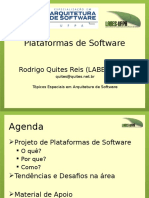 Plataformas Software