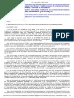 Procedimiento de Control de Calidad de Combustibles, OPDH, Biocombustibles y Sus Mezclas