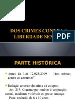 DOS CRIMES CONTRA A LIBERDADE SEXUAL.pptx