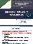 Genero Salud y Violencia Ok
