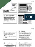 Pelaksanaan Program Internsip Dokter Dan PPDS