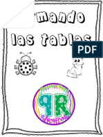 MAT TABLAS DE MULT PRIMARIA