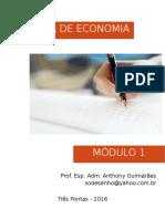 Apostila Economia II - Módulo 1