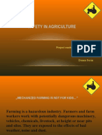 Safety in Agriculture
